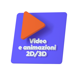 video e animazioni 2D/3D