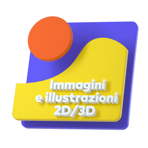 immagini e illustrazioni 2D/3D